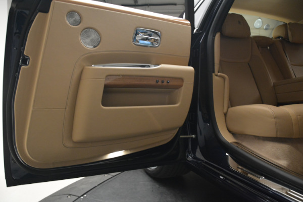 Used 2018 Rolls-Royce Ghost for sale Sold at Rolls-Royce Motor Cars Greenwich in Greenwich CT 06830 28
