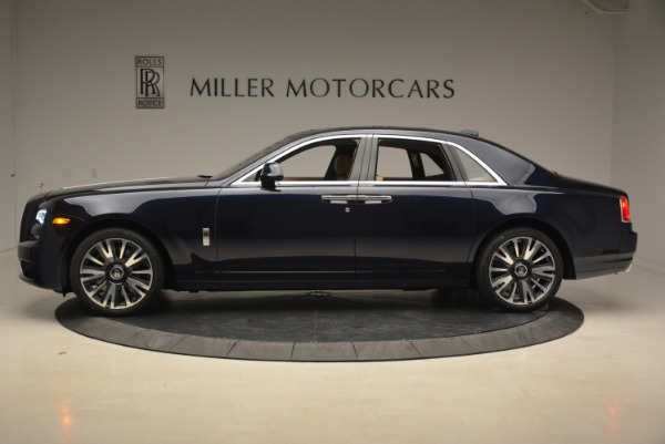Used 2018 Rolls-Royce Ghost for sale Sold at Rolls-Royce Motor Cars Greenwich in Greenwich CT 06830 3
