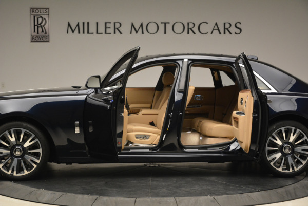 Used 2018 Rolls-Royce Ghost for sale Sold at Rolls-Royce Motor Cars Greenwich in Greenwich CT 06830 5