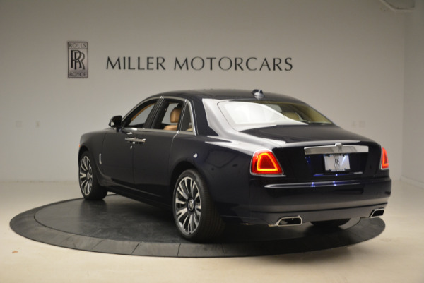 Used 2018 Rolls-Royce Ghost for sale Sold at Rolls-Royce Motor Cars Greenwich in Greenwich CT 06830 7