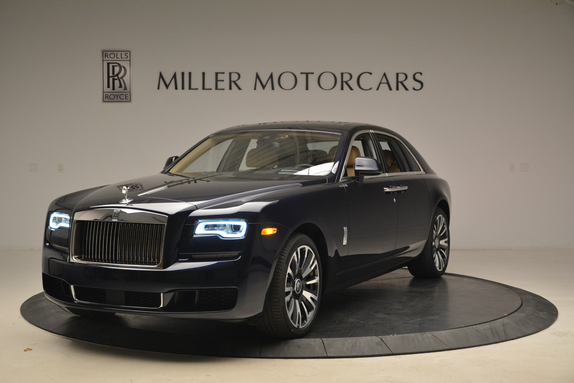 Used 2018 Rolls-Royce Ghost for sale Sold at Rolls-Royce Motor Cars Greenwich in Greenwich CT 06830 1