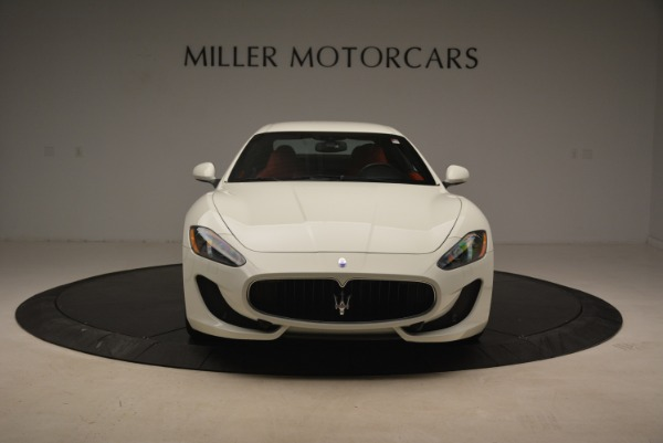 Used 2015 Maserati GranTurismo Sport for sale Sold at Rolls-Royce Motor Cars Greenwich in Greenwich CT 06830 12