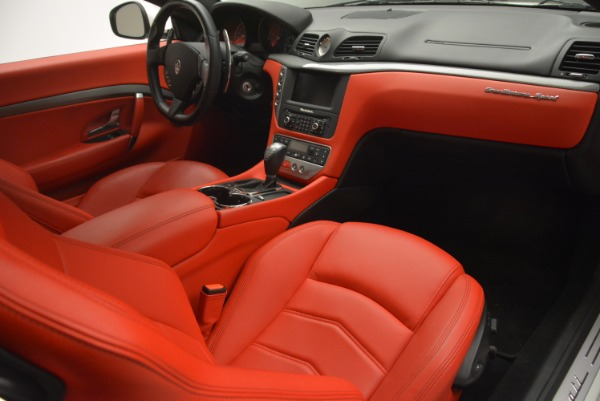 Used 2015 Maserati GranTurismo Sport for sale Sold at Rolls-Royce Motor Cars Greenwich in Greenwich CT 06830 19