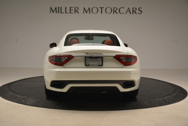 Used 2015 Maserati GranTurismo Sport for sale Sold at Rolls-Royce Motor Cars Greenwich in Greenwich CT 06830 6