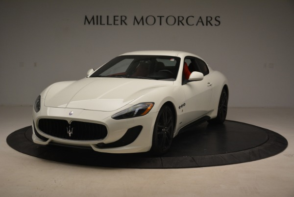 Used 2015 Maserati GranTurismo Sport for sale Sold at Rolls-Royce Motor Cars Greenwich in Greenwich CT 06830 1