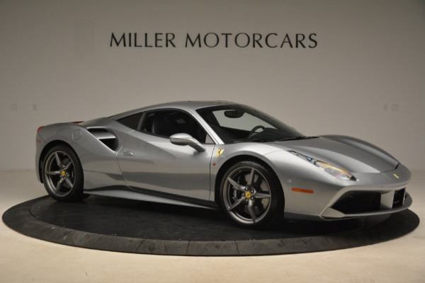 Used 2017 Ferrari 488 GTB for sale Sold at Rolls-Royce Motor Cars Greenwich in Greenwich CT 06830 10