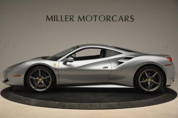 Used 2017 Ferrari 488 GTB for sale Sold at Rolls-Royce Motor Cars Greenwich in Greenwich CT 06830 3
