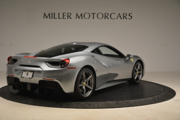 Used 2017 Ferrari 488 GTB for sale Sold at Rolls-Royce Motor Cars Greenwich in Greenwich CT 06830 7