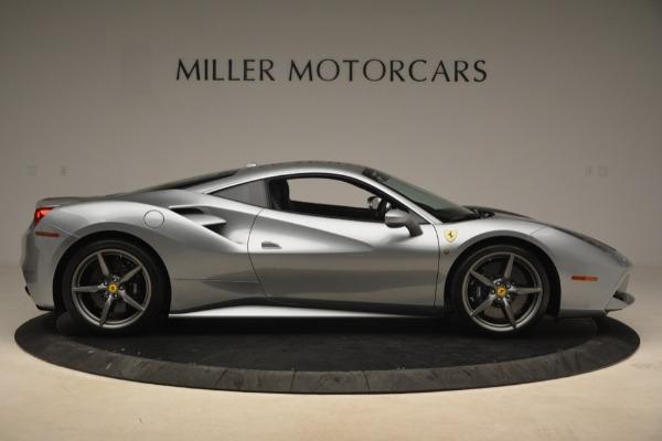 Used 2017 Ferrari 488 GTB for sale Sold at Rolls-Royce Motor Cars Greenwich in Greenwich CT 06830 9