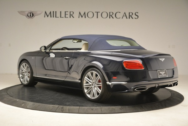 Used 2015 Bentley Continental GT Speed for sale Sold at Rolls-Royce Motor Cars Greenwich in Greenwich CT 06830 15