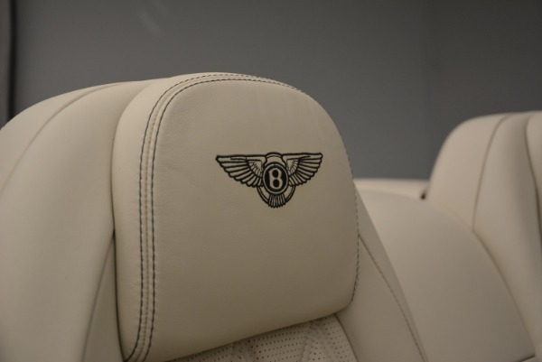Used 2015 Bentley Continental GT Speed for sale Sold at Rolls-Royce Motor Cars Greenwich in Greenwich CT 06830 24