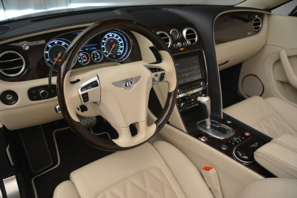 Used 2015 Bentley Continental GT Speed for sale Sold at Rolls-Royce Motor Cars Greenwich in Greenwich CT 06830 28