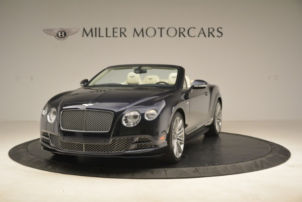 Used 2015 Bentley Continental GT Speed for sale Sold at Rolls-Royce Motor Cars Greenwich in Greenwich CT 06830 1