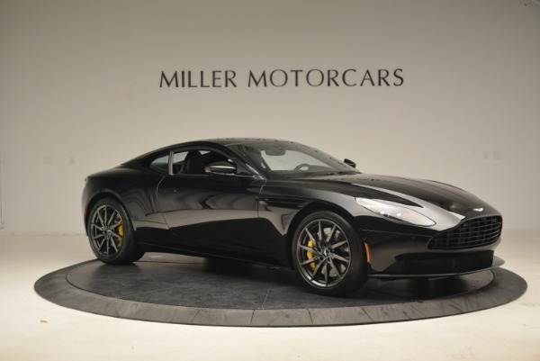Used 2018 Aston Martin DB11 V8 Coupe for sale $149,990 at Rolls-Royce Motor Cars Greenwich in Greenwich CT 06830 10