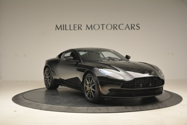 Used 2018 Aston Martin DB11 V8 Coupe for sale Sold at Rolls-Royce Motor Cars Greenwich in Greenwich CT 06830 11