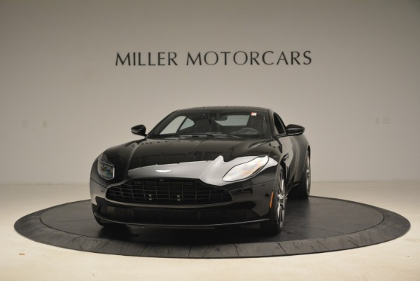 Used 2018 Aston Martin DB11 V8 Coupe for sale $149,990 at Rolls-Royce Motor Cars Greenwich in Greenwich CT 06830 2