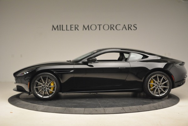 Used 2018 Aston Martin DB11 V8 Coupe for sale $149,990 at Rolls-Royce Motor Cars Greenwich in Greenwich CT 06830 3