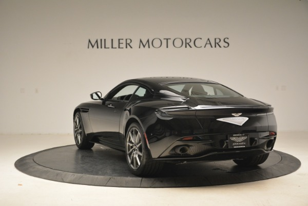 Used 2018 Aston Martin DB11 V8 Coupe for sale Sold at Rolls-Royce Motor Cars Greenwich in Greenwich CT 06830 5