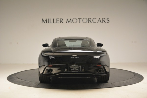 Used 2018 Aston Martin DB11 V8 Coupe for sale $149,990 at Rolls-Royce Motor Cars Greenwich in Greenwich CT 06830 6
