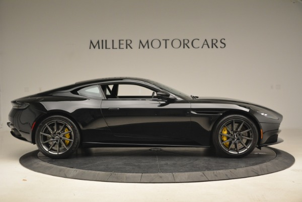 Used 2018 Aston Martin DB11 V8 Coupe for sale $149,990 at Rolls-Royce Motor Cars Greenwich in Greenwich CT 06830 9