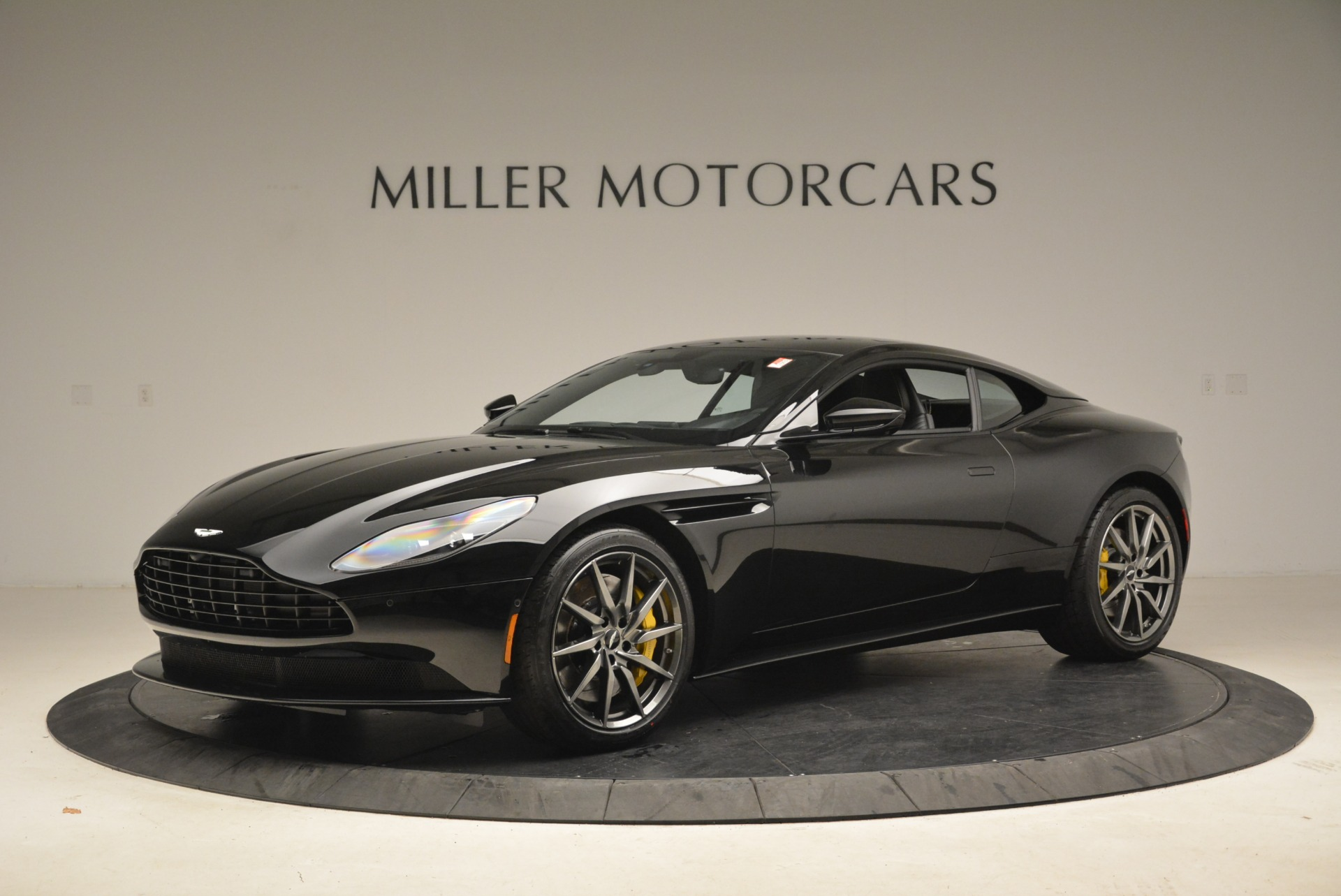 Used 2018 Aston Martin DB11 V8 Coupe for sale Sold at Rolls-Royce Motor Cars Greenwich in Greenwich CT 06830 1