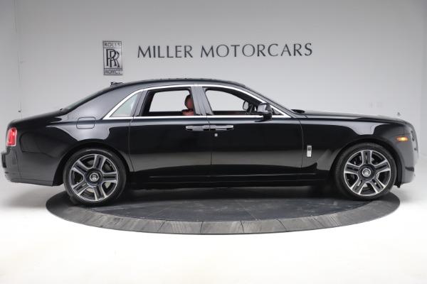 Used 2016 Rolls-Royce Ghost for sale $176,900 at Rolls-Royce Motor Cars Greenwich in Greenwich CT 06830 10