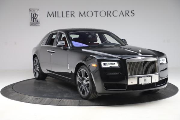 Used 2016 Rolls-Royce Ghost for sale $176,900 at Rolls-Royce Motor Cars Greenwich in Greenwich CT 06830 12