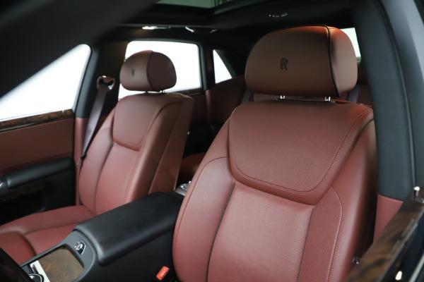 Used 2016 Rolls-Royce Ghost for sale $176,900 at Rolls-Royce Motor Cars Greenwich in Greenwich CT 06830 13