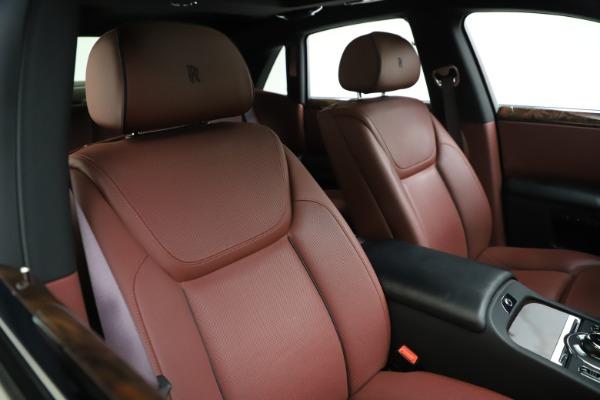 Used 2016 Rolls-Royce Ghost for sale $176,900 at Rolls-Royce Motor Cars Greenwich in Greenwich CT 06830 14