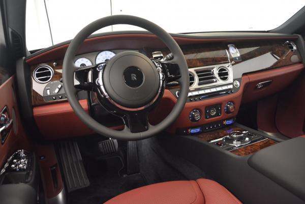 Used 2016 Rolls-Royce Ghost for sale $176,900 at Rolls-Royce Motor Cars Greenwich in Greenwich CT 06830 18