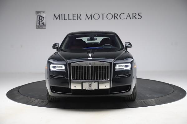 Used 2016 Rolls-Royce Ghost for sale $176,900 at Rolls-Royce Motor Cars Greenwich in Greenwich CT 06830 2
