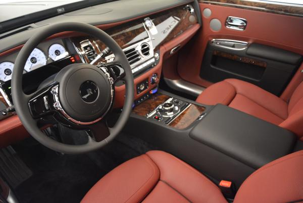 Used 2016 Rolls-Royce Ghost for sale Sold at Rolls-Royce Motor Cars Greenwich in Greenwich CT 06830 24