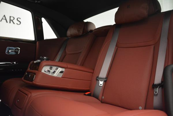 Used 2016 Rolls-Royce Ghost for sale Sold at Rolls-Royce Motor Cars Greenwich in Greenwich CT 06830 26