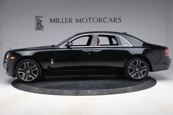 Used 2016 Rolls-Royce Ghost for sale $176,900 at Rolls-Royce Motor Cars Greenwich in Greenwich CT 06830 3