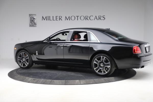 Used 2016 Rolls-Royce Ghost for sale $176,900 at Rolls-Royce Motor Cars Greenwich in Greenwich CT 06830 4