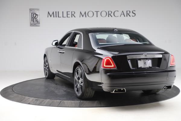 Used 2016 Rolls-Royce Ghost for sale $176,900 at Rolls-Royce Motor Cars Greenwich in Greenwich CT 06830 6