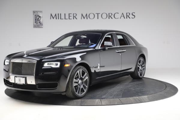 Used 2016 Rolls-Royce Ghost for sale $176,900 at Rolls-Royce Motor Cars Greenwich in Greenwich CT 06830 1