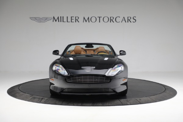 Used 2012 Aston Martin Virage Volante for sale Sold at Rolls-Royce Motor Cars Greenwich in Greenwich CT 06830 12