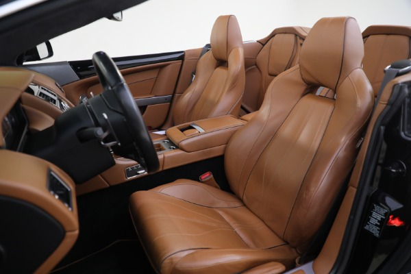 Used 2012 Aston Martin Virage Volante for sale Sold at Rolls-Royce Motor Cars Greenwich in Greenwich CT 06830 27