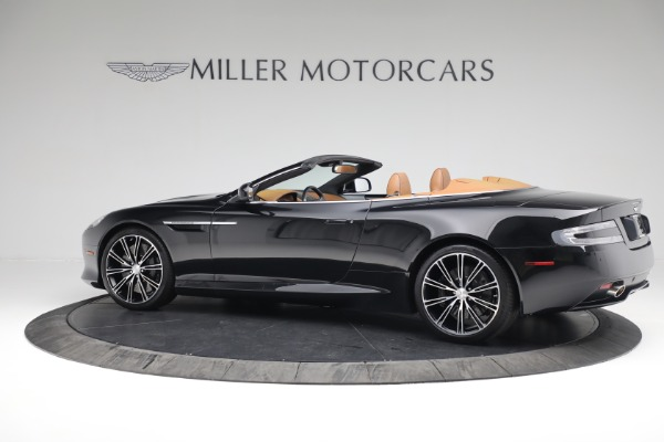 Used 2012 Aston Martin Virage Volante for sale Sold at Rolls-Royce Motor Cars Greenwich in Greenwich CT 06830 3