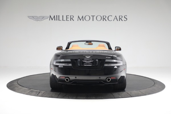Used 2012 Aston Martin Virage Volante for sale Sold at Rolls-Royce Motor Cars Greenwich in Greenwich CT 06830 5