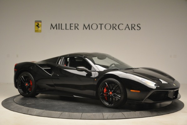 Used 2018 Ferrari 488 Spider for sale Sold at Rolls-Royce Motor Cars Greenwich in Greenwich CT 06830 22