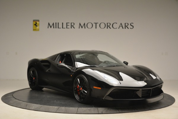 Used 2018 Ferrari 488 Spider for sale Sold at Rolls-Royce Motor Cars Greenwich in Greenwich CT 06830 23