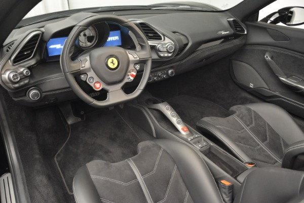 Used 2018 Ferrari 488 Spider for sale Sold at Rolls-Royce Motor Cars Greenwich in Greenwich CT 06830 25