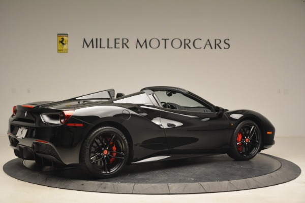 Used 2018 Ferrari 488 Spider for sale Sold at Rolls-Royce Motor Cars Greenwich in Greenwich CT 06830 8