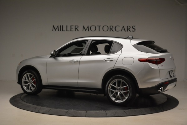 New 2018 Alfa Romeo Stelvio Ti Sport Q4 for sale Sold at Rolls-Royce Motor Cars Greenwich in Greenwich CT 06830 4