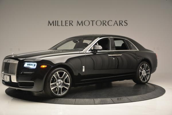 New 2016 Rolls-Royce Ghost Series II for sale Sold at Rolls-Royce Motor Cars Greenwich in Greenwich CT 06830 2