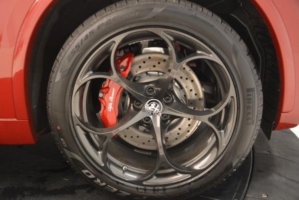 New 2018 Alfa Romeo Stelvio Quadrifoglio for sale Sold at Rolls-Royce Motor Cars Greenwich in Greenwich CT 06830 25