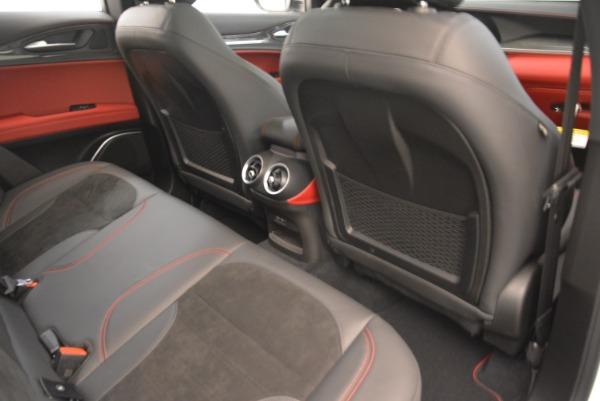 New 2018 Alfa Romeo Stelvio Quadrifoglio for sale Sold at Rolls-Royce Motor Cars Greenwich in Greenwich CT 06830 23