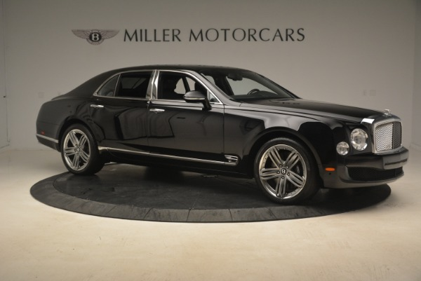 Used 2013 Bentley Mulsanne Le Mans Edition for sale Sold at Rolls-Royce Motor Cars Greenwich in Greenwich CT 06830 11